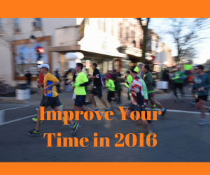 Improve Your Time in 2016
